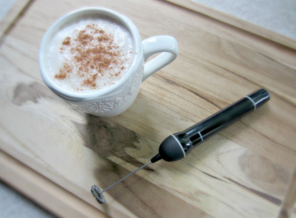 milk frother for coffee