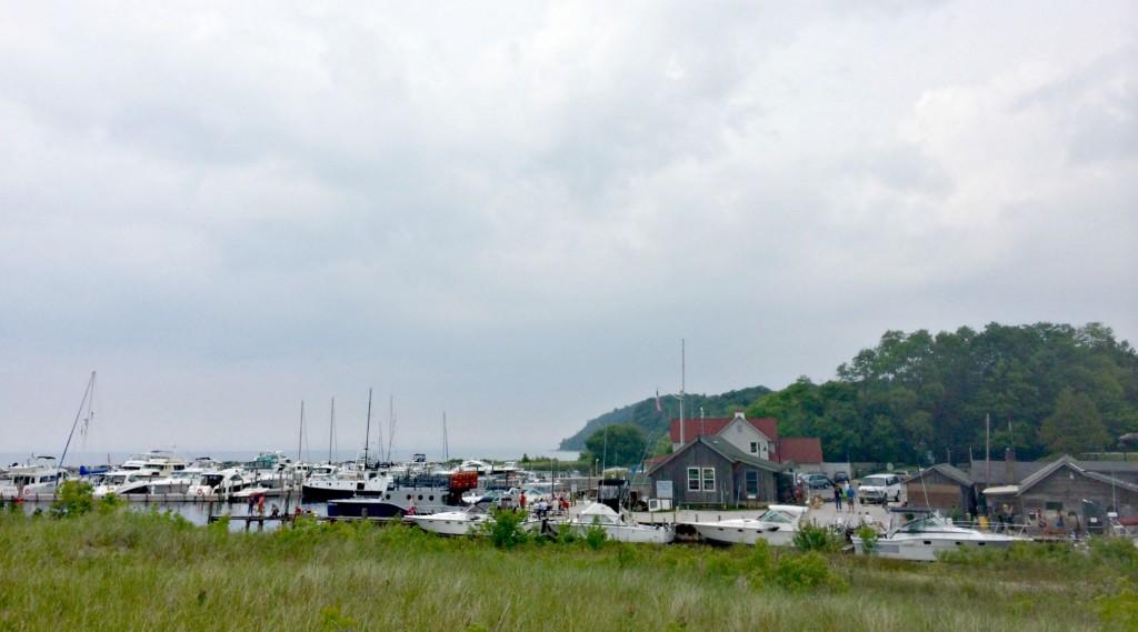 vans lake boats