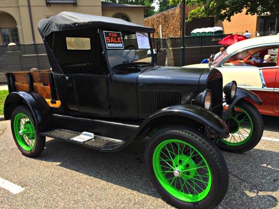 1926 ford pickup classic car
