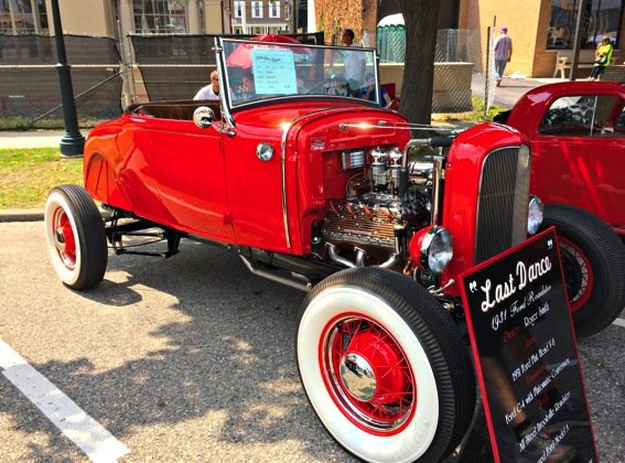 1931 ford classic car
