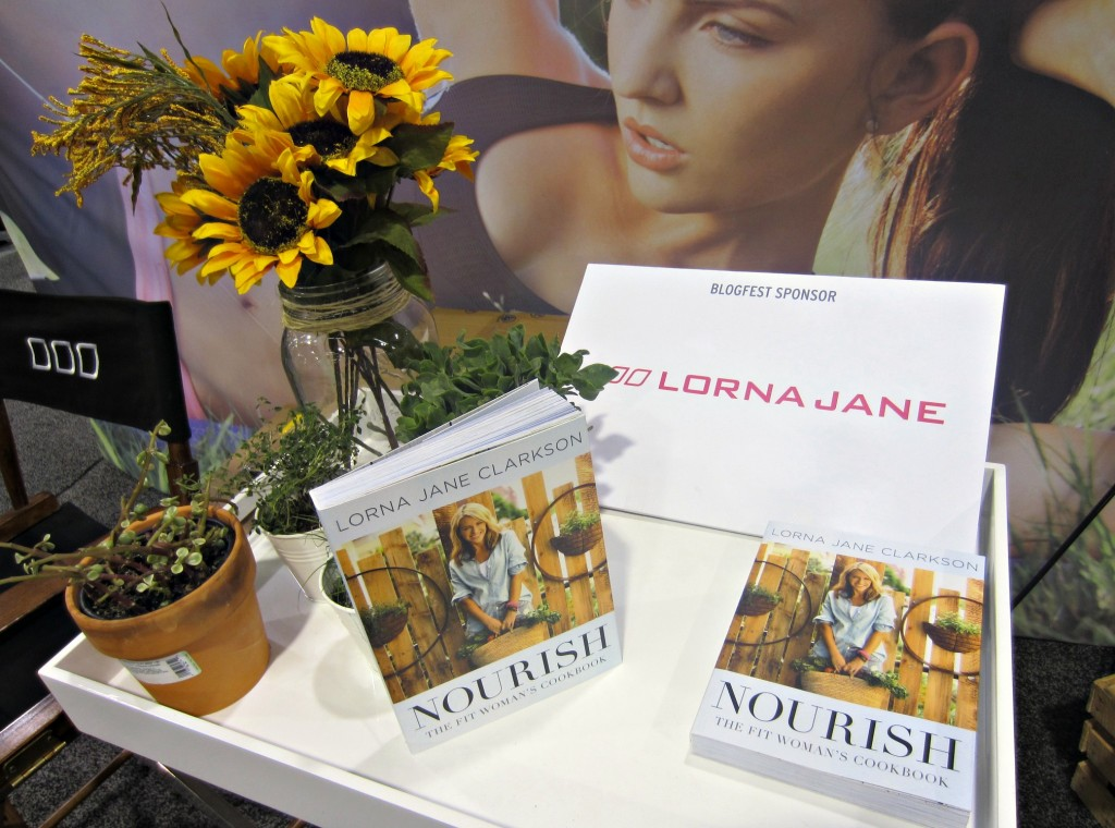 Lorna Jane Nourish Cookbook