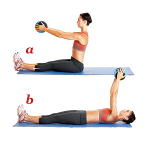 Pilates Roll up