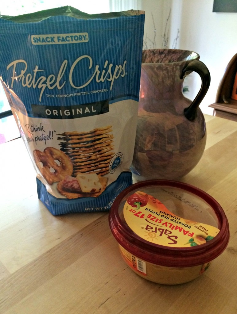 Pretzel crisps and hummus.jpg