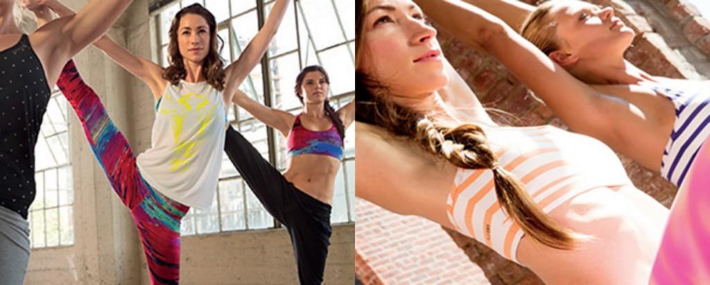 Tara Stiles Reebok Yoga