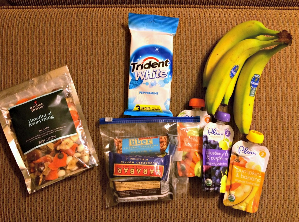 snacks for fitness conference