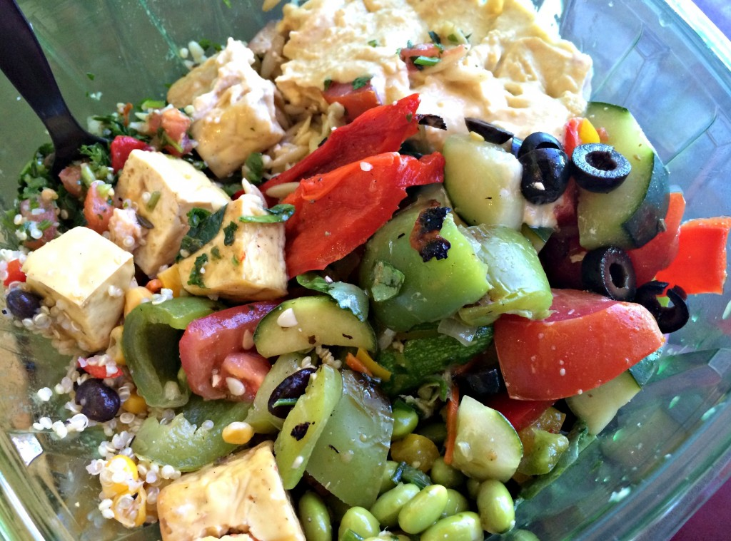 whole foods hot bar salad