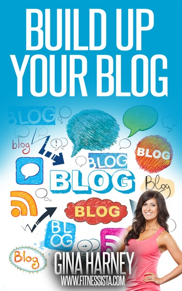Build Up Your Blog ebook Fitnessista