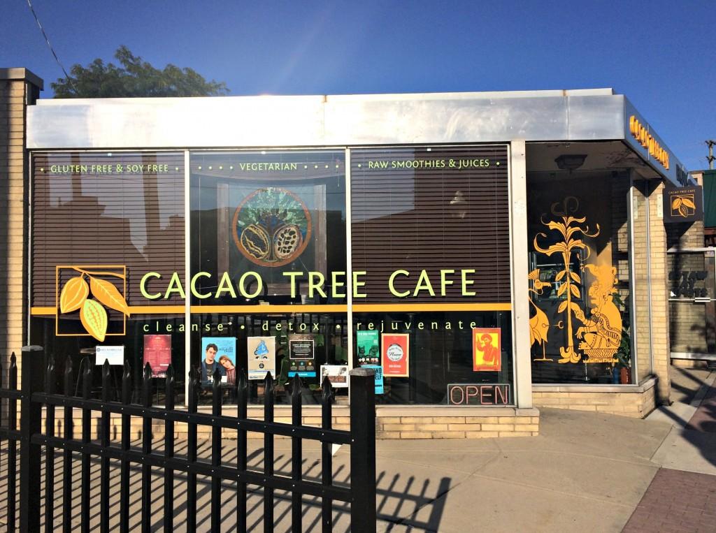 Cacao Tree cafe royal oak