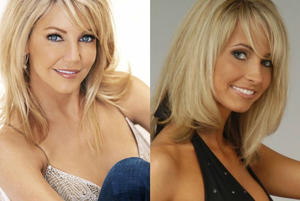 Heather Locklear doppelganger