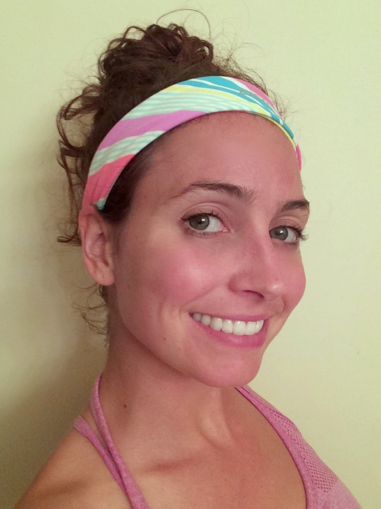 Lorna Jane activewear headband