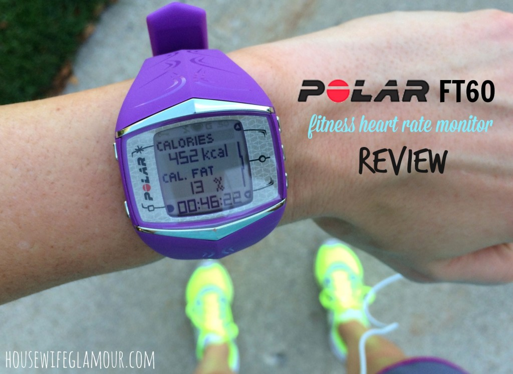 Polar FT60 fitness heart rate monitor review