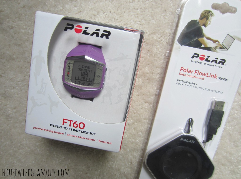 Polar FT60 review and discount