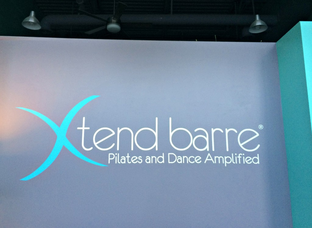 Xtend barre pilates and dance