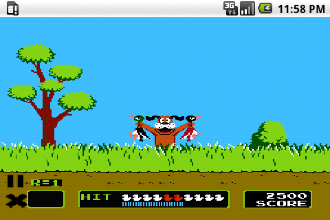 duck hunt picture