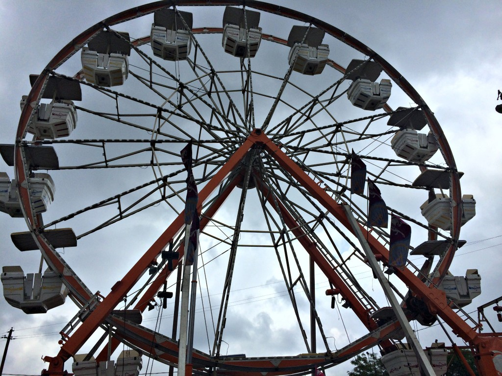 ferris wheel arts beats and eats