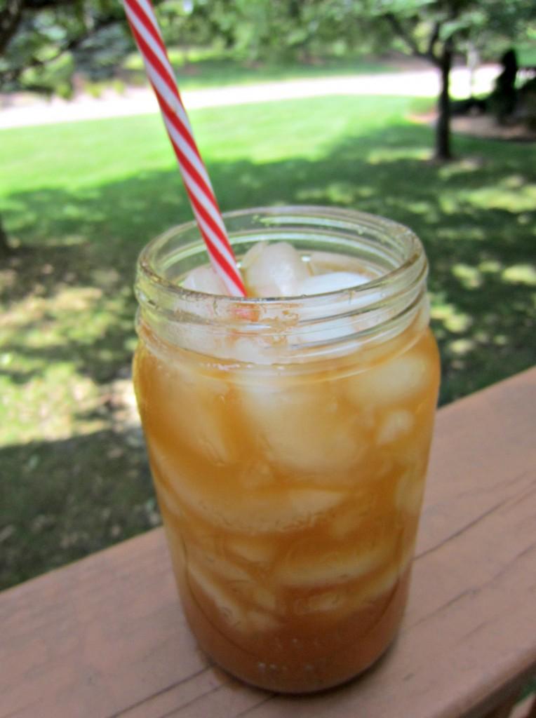 metamucil chai and orange tea