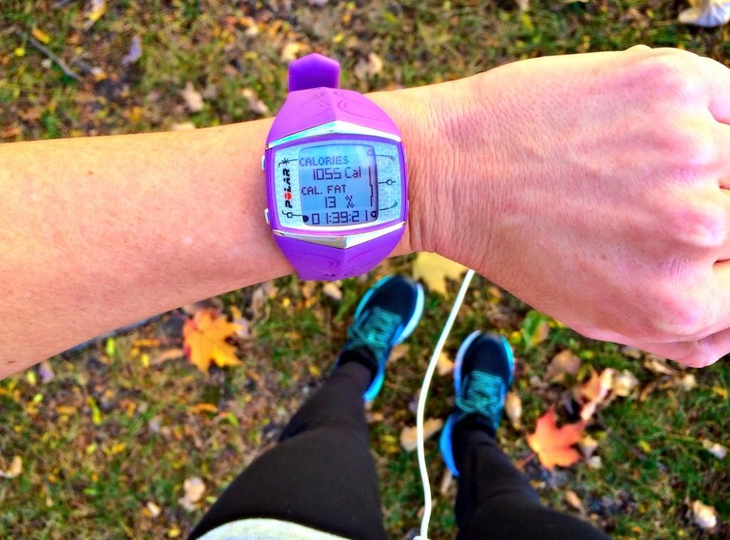 10 miles training run