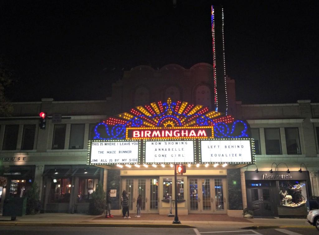 Birmingham Movie Theater