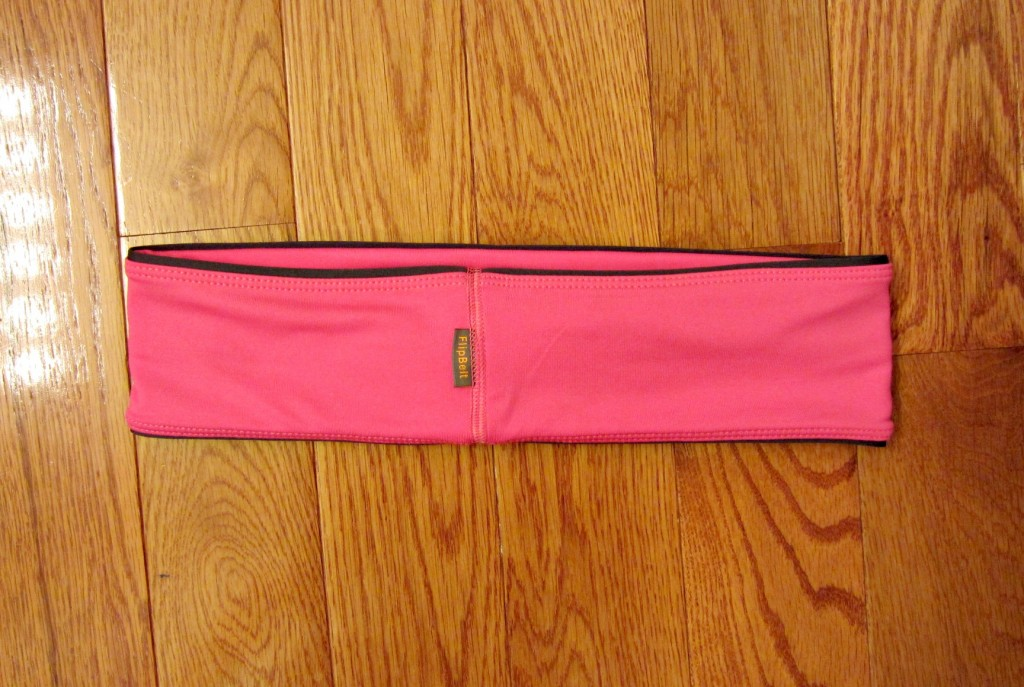 FlipBelt running belt