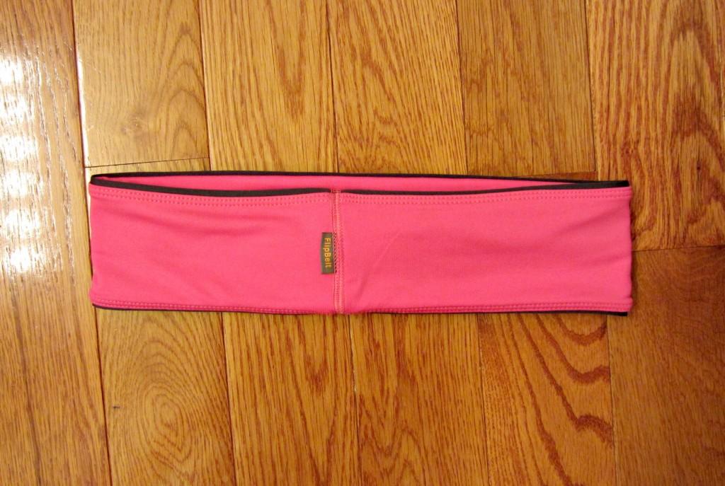 FlipBelt running belt