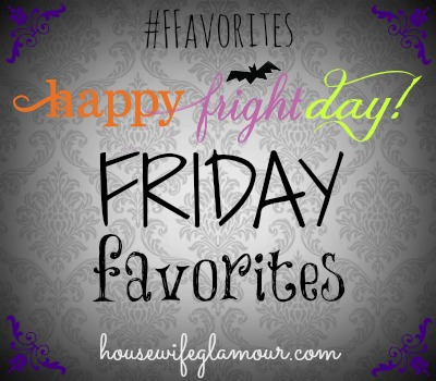 Friday Favorites October Button
