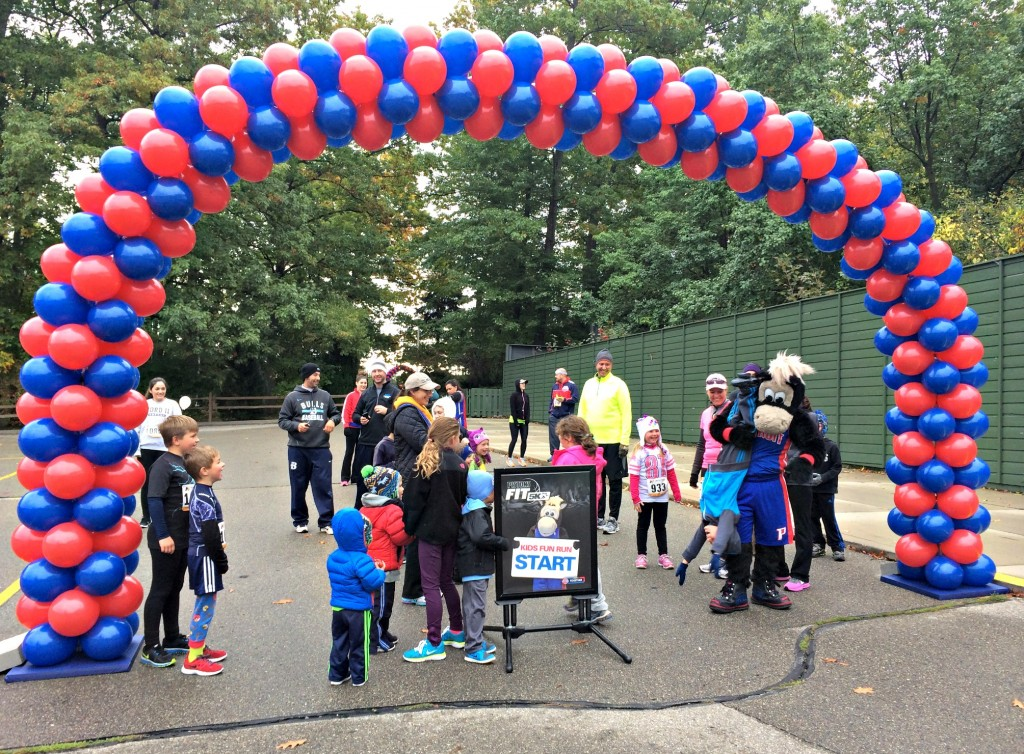 HOOPER at Pistons Fit 5K