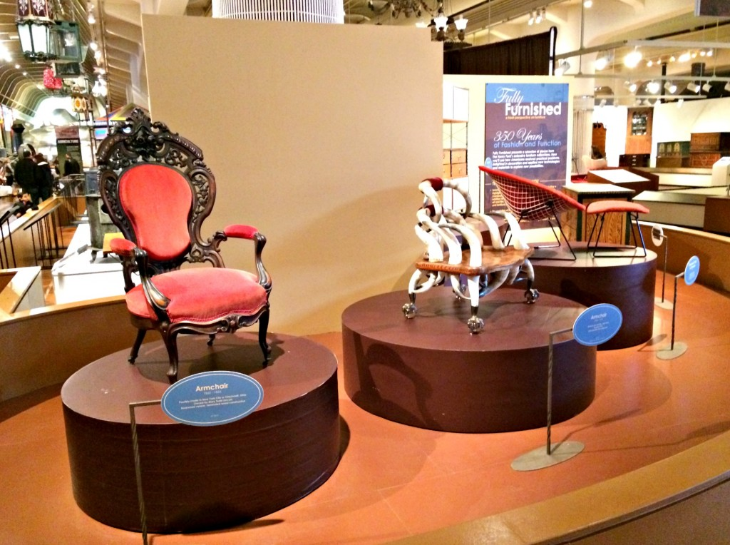Henry Ford Museum furniture