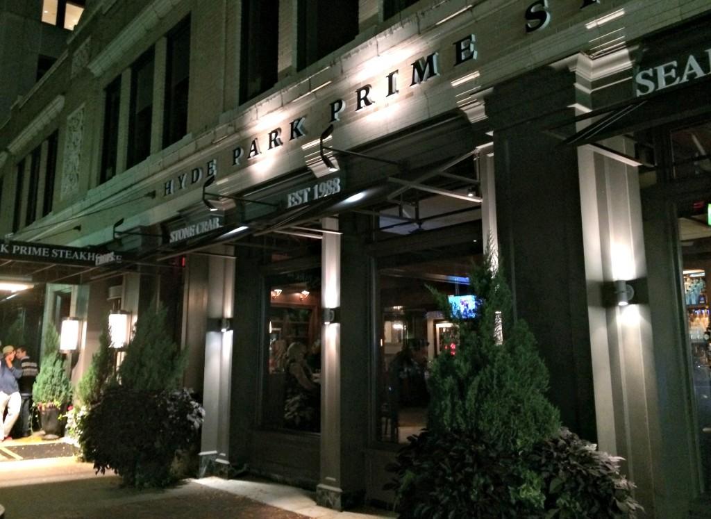 Hyde Park Prime Steakhouse Birmingham