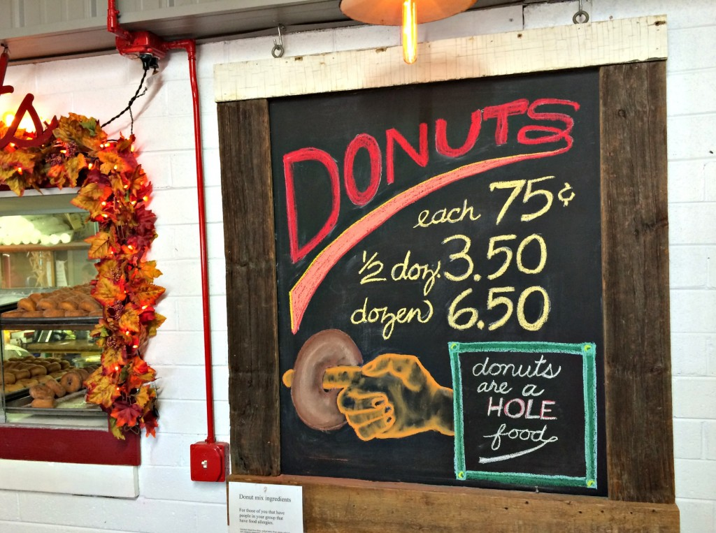 Miller's Big Red Donuts