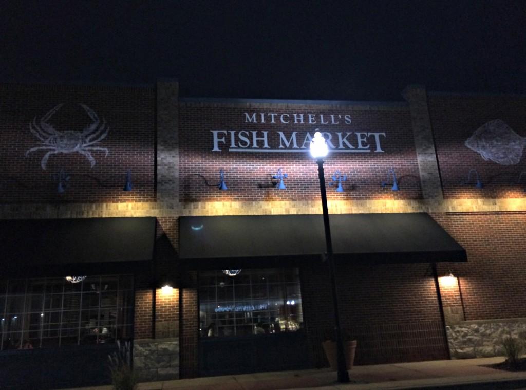 Mitchell's Fish Market Lansing