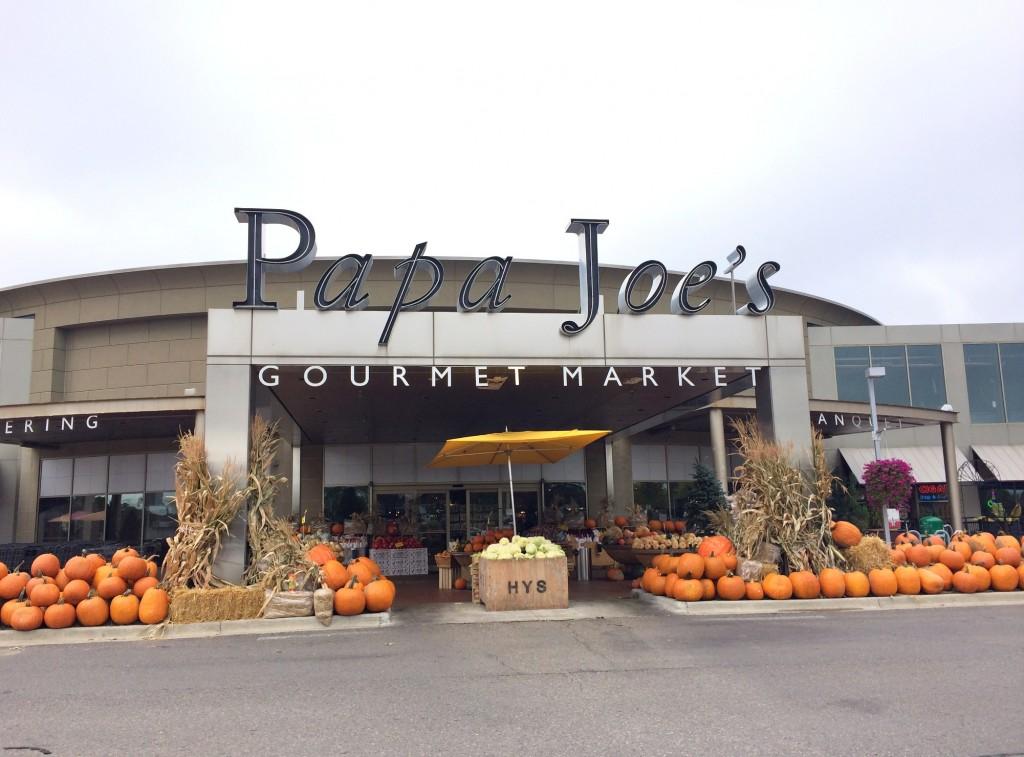Papa Joe's Gourmet Market