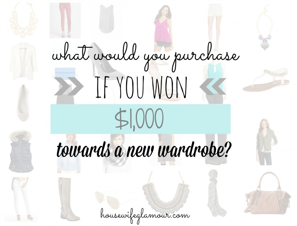 ProgressOh! wardrobe makover contest