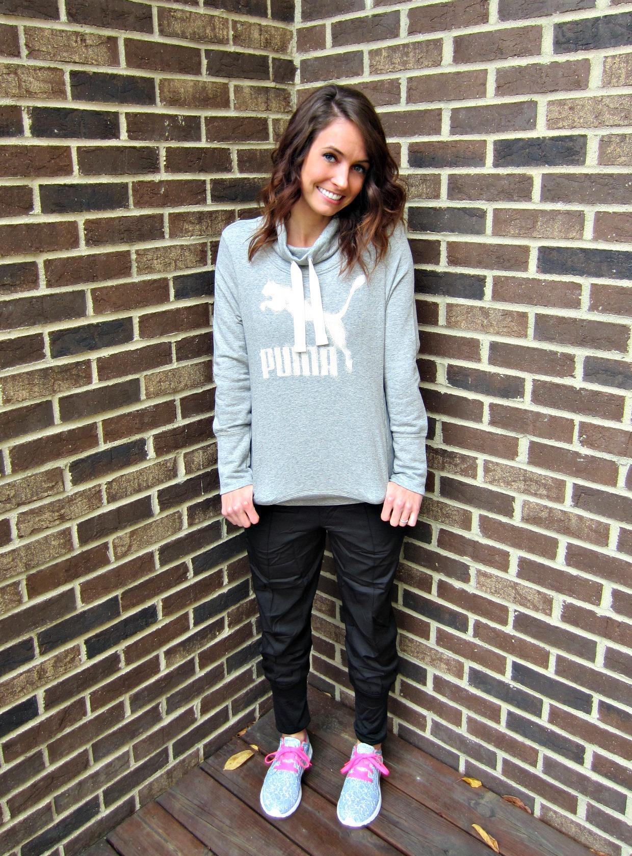 Puma Fitness Fashion Comfort Wear Fall 2014