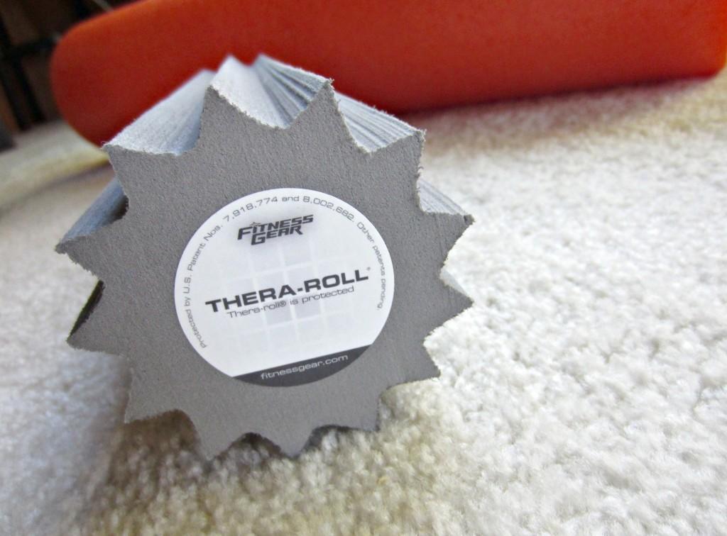 Thera-Roll foam roller