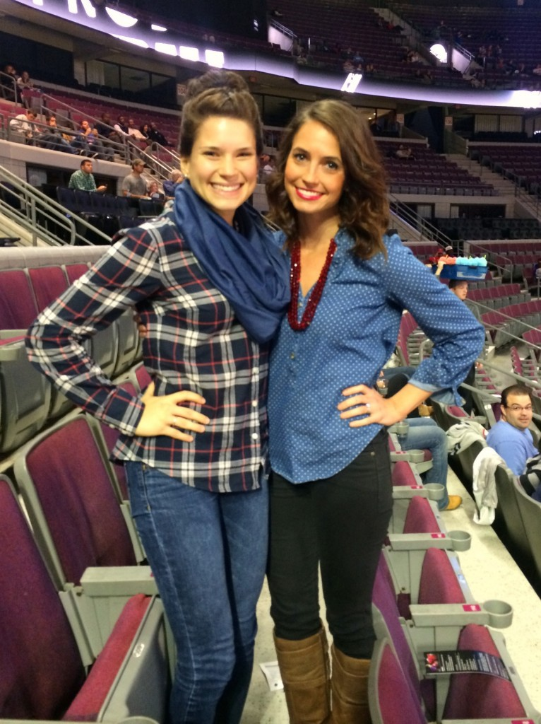 pistons game with alex
