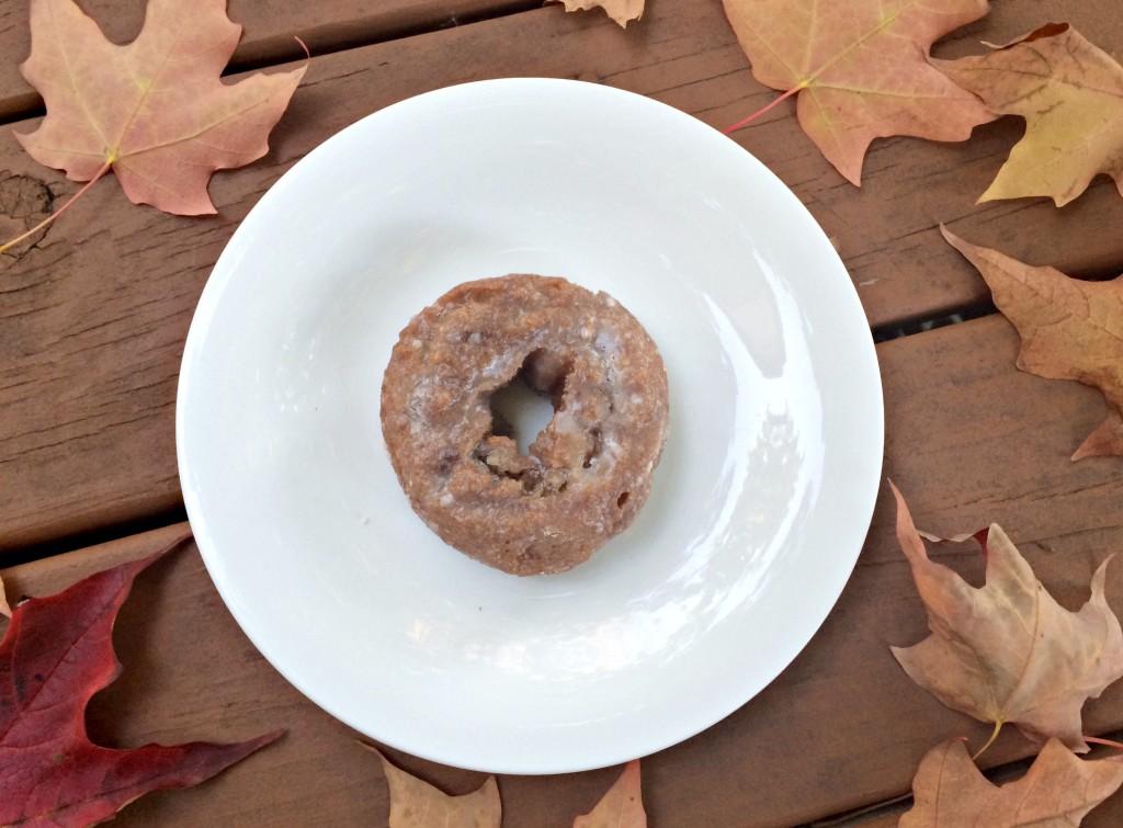 pumpkin krispy kreme donut