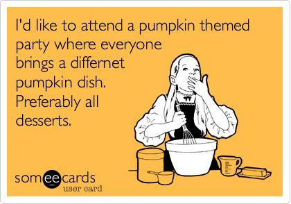 pumpkin someecard