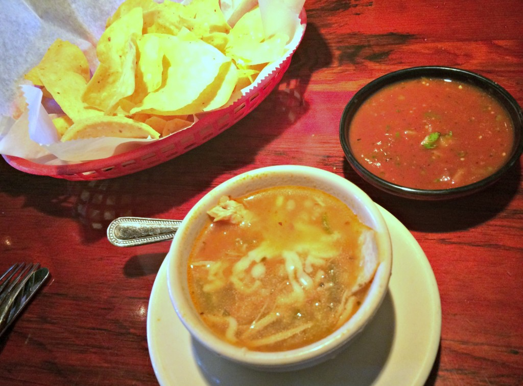 sagebrush cantina chicken soup