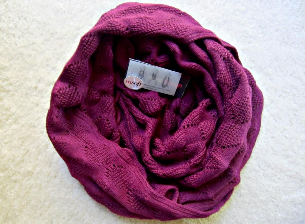 stitch fix beatrice diamond stitch infinity scarf