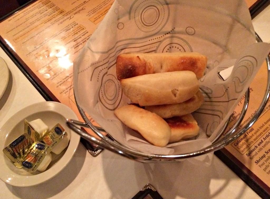 Alfoccino's Italian Restaurant bread