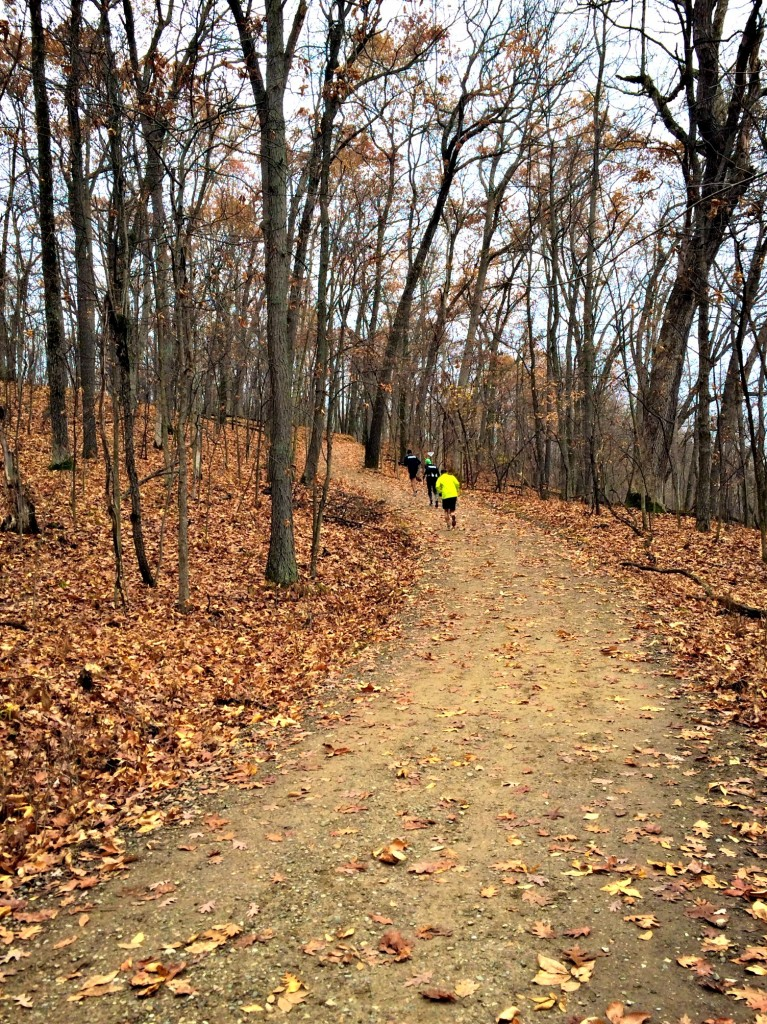 Clarkston Back Roads Half Marathon 2014