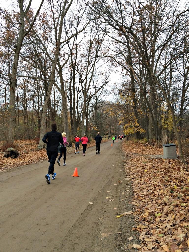 Clarkston Half Marathon 2014