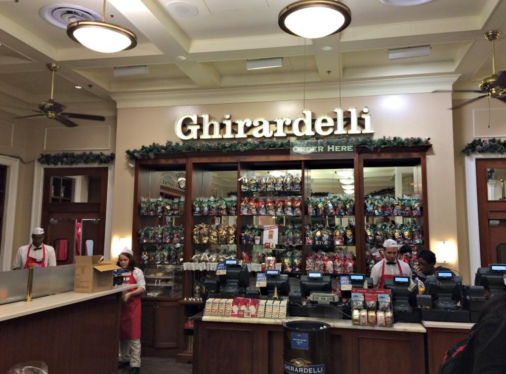 Ghirardelli store chicago