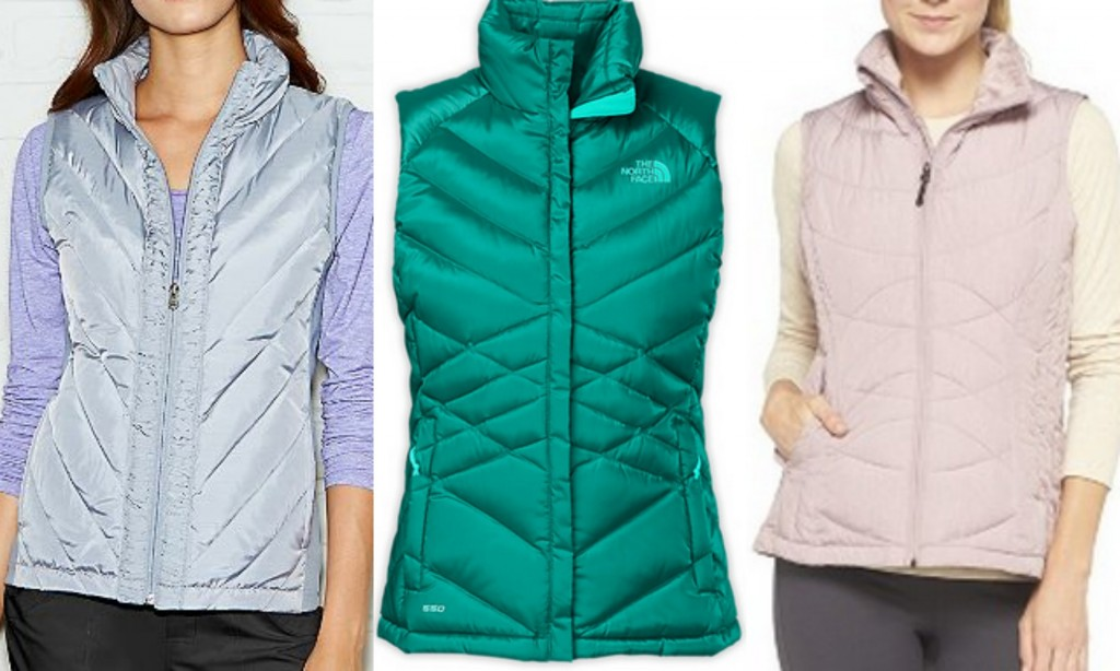 Puffer Vests for winter running