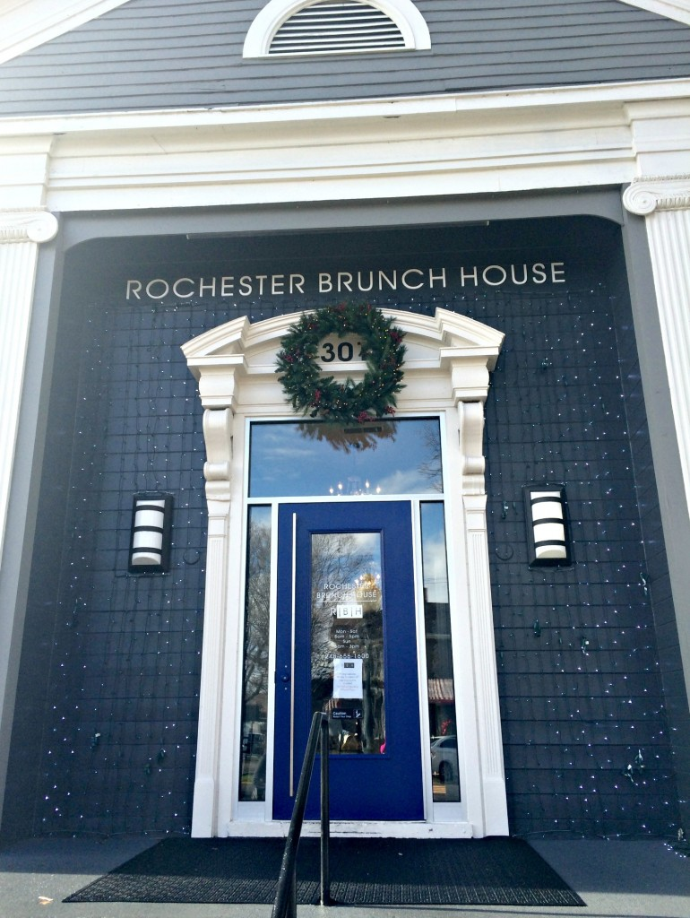 Rochester Brunch House outside