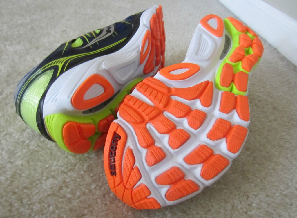 Saucony Triumph ISO running shoe POWERGRID