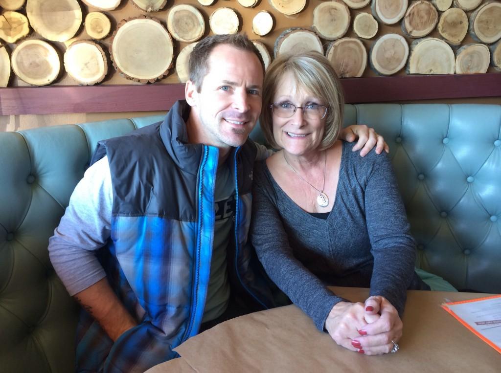 Scott and Becky at Union Woodshop