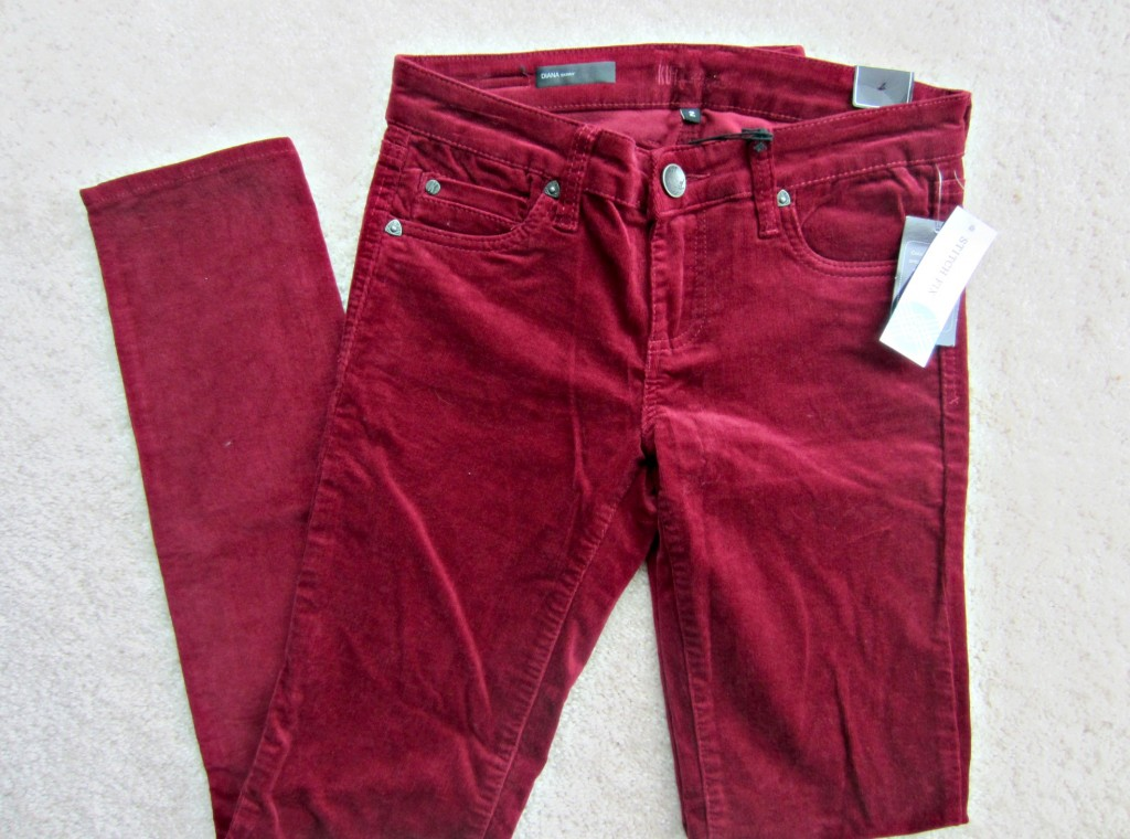 Stitch Fix Kut From the Kloth Jonathan Corduroy Skinny Pant