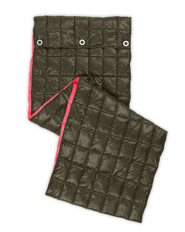 The North Face thermal scarf