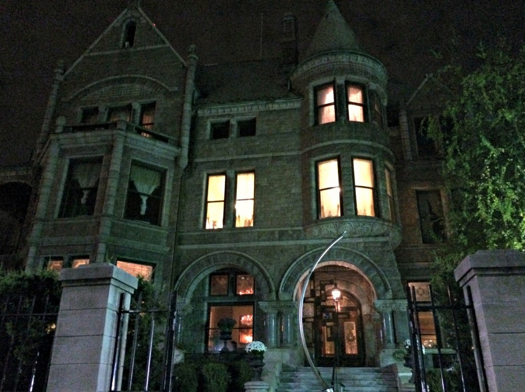 The Whitney Mansion Restaurant